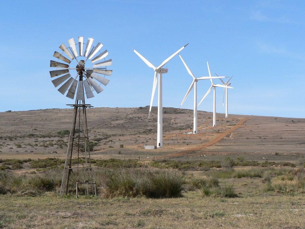 Darling National Demonstration Wind Farm