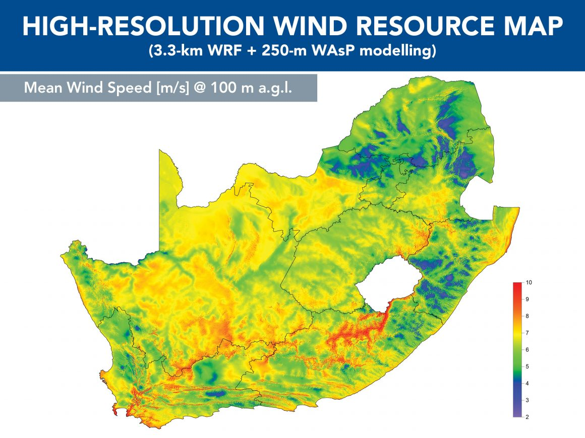 DEPARTMENT OF ENERGY LAUNCHES HIGH-RESOLUTION WIND RESOURCE MAP